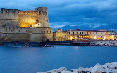 Castel dell'Ovo Napoles